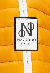 Navahoo - KIMUK PRC - Allvädersjacka - yellow - 4