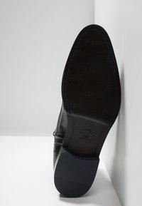 Giorgio 1958 - Šněrovací kotníkové boty - black - 4