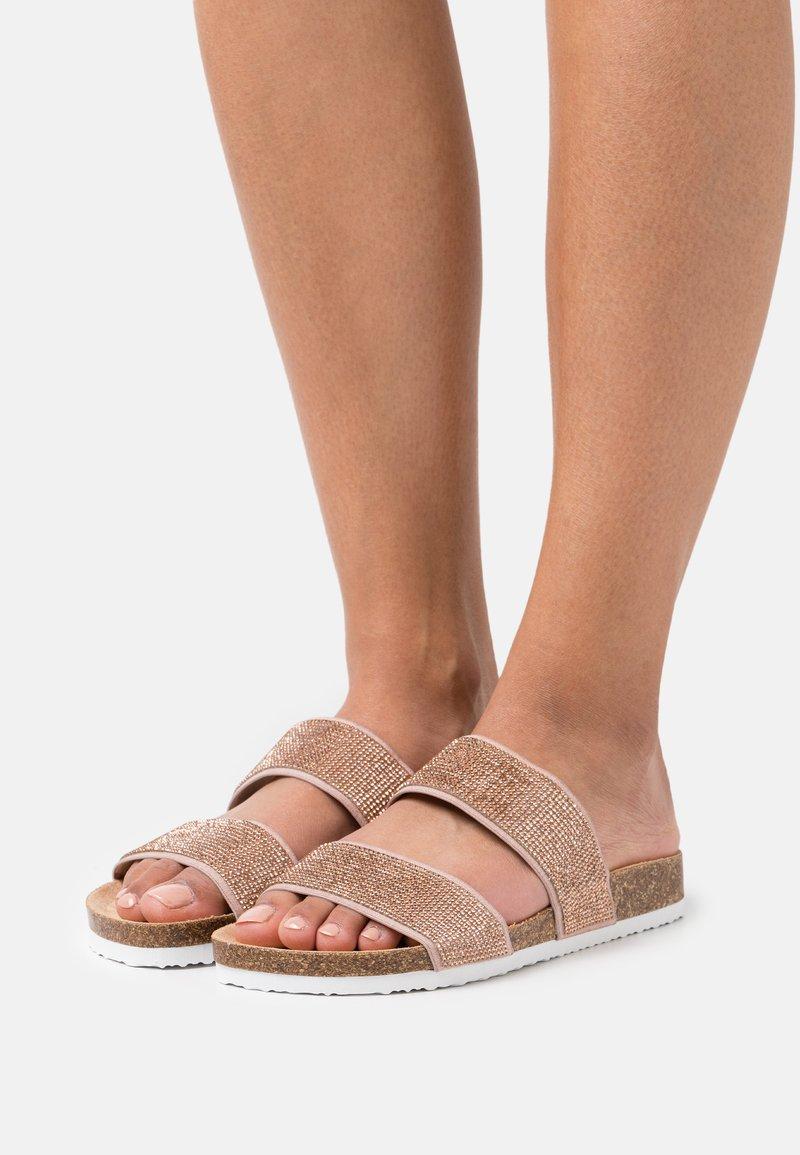 Anna Field - COMFORT - Slippers - light pink