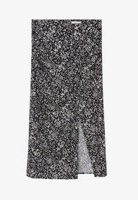 Mango - CARMEN - A-line skirt - blanc cassé - 0