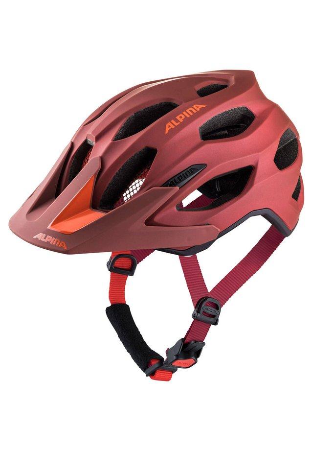 CARAPAX 2.0 - Helmet - rot (500)