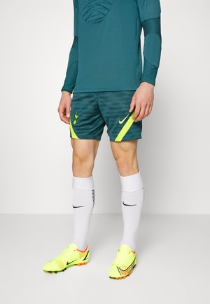 TOTTENHAM HOTSPURS SHORT - Club wear - dark teal green/green