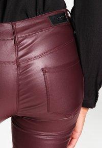 Vero Moda - VMSEVEN - Jeans Skinny - decadent chocolate - 4