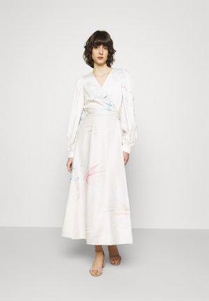 FLOSSSI - Maxi dress - natural
