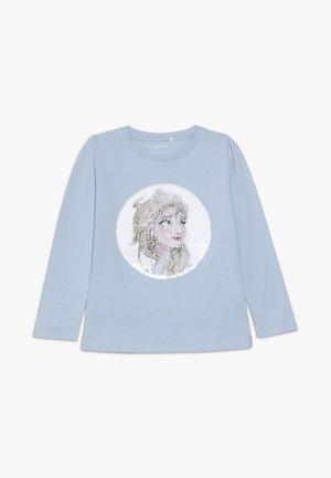 NMF DISNEY FROZEN ELSA - Camiseta de manga larga - cashmere blue