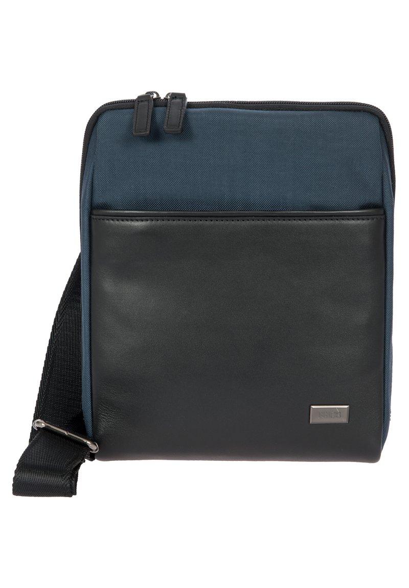 Bric's - MONZA UMHÄNGETASCHE 21 CM - Across body bag - navy blu