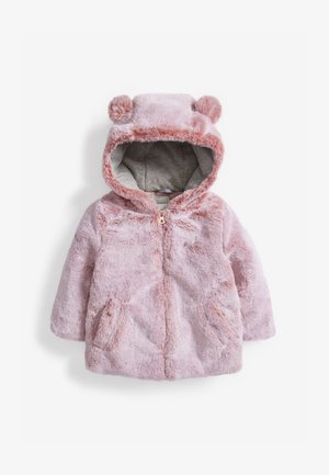 TIPPED  - Winter coat - pink