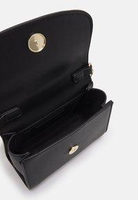 ALDO - VLADYA - Handbag - jet black/gold-coloured - 2