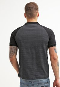 Pier One - Poloshirt - black - 2