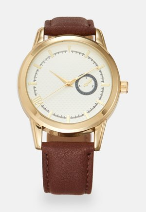 STRAP WATCH - Hodinky - brown