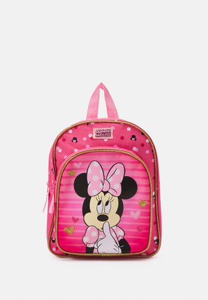 BACKPACK DISNEY MINNIE MOUSE LOOKING FABULOUS - Batoh - pink
