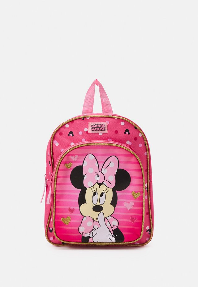 BACKPACK MINNIE MOUSE LOOKING FABULOUS - Ryggsäck - pink
