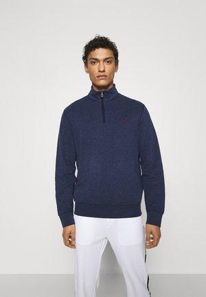 DOUBLE LONG SLEEVE - Sweatshirt - spring navy heather