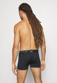 Nike Underwear - TRUNK BREATHE MICRO 2 PACK - Pants - black - 1