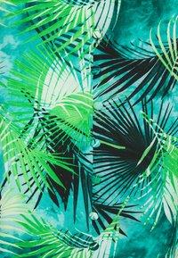 Dorothy Perkins - TROPICAL MIDAXI SKIRT - Spódnica trapezowa - green - 2