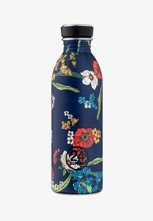 TRINKFLASCHE URBAN BOTTLE FLORAL - Other accessories - blau