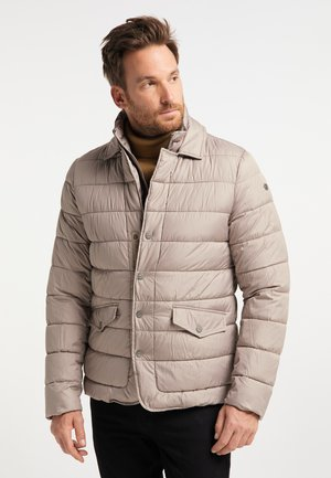 Light jacket - steingrau