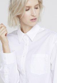 Filippa K - SAMMY - Button-down blouse - white - 4