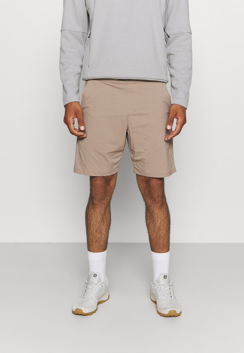 Houdini - WADI SHORTS - Shorts outdoor - beige