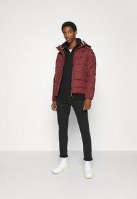 INDICODE JEANS - JUAN DIEGO - Winter jacket - red - 1