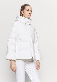 Cross Sportswear - HOODY - Doudoune - undye - 3