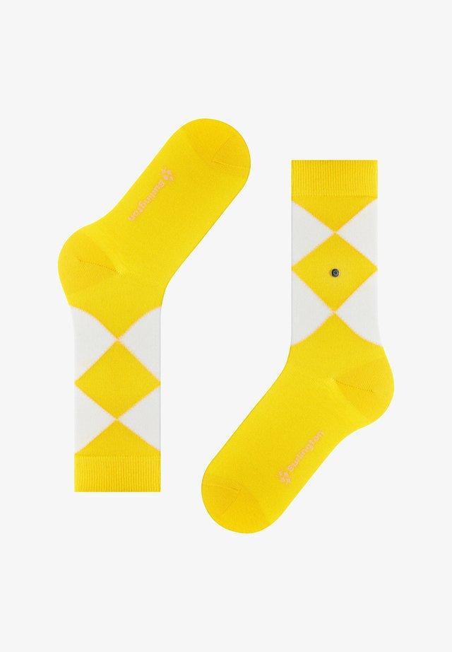 ORGANIC - Socks - sunshine