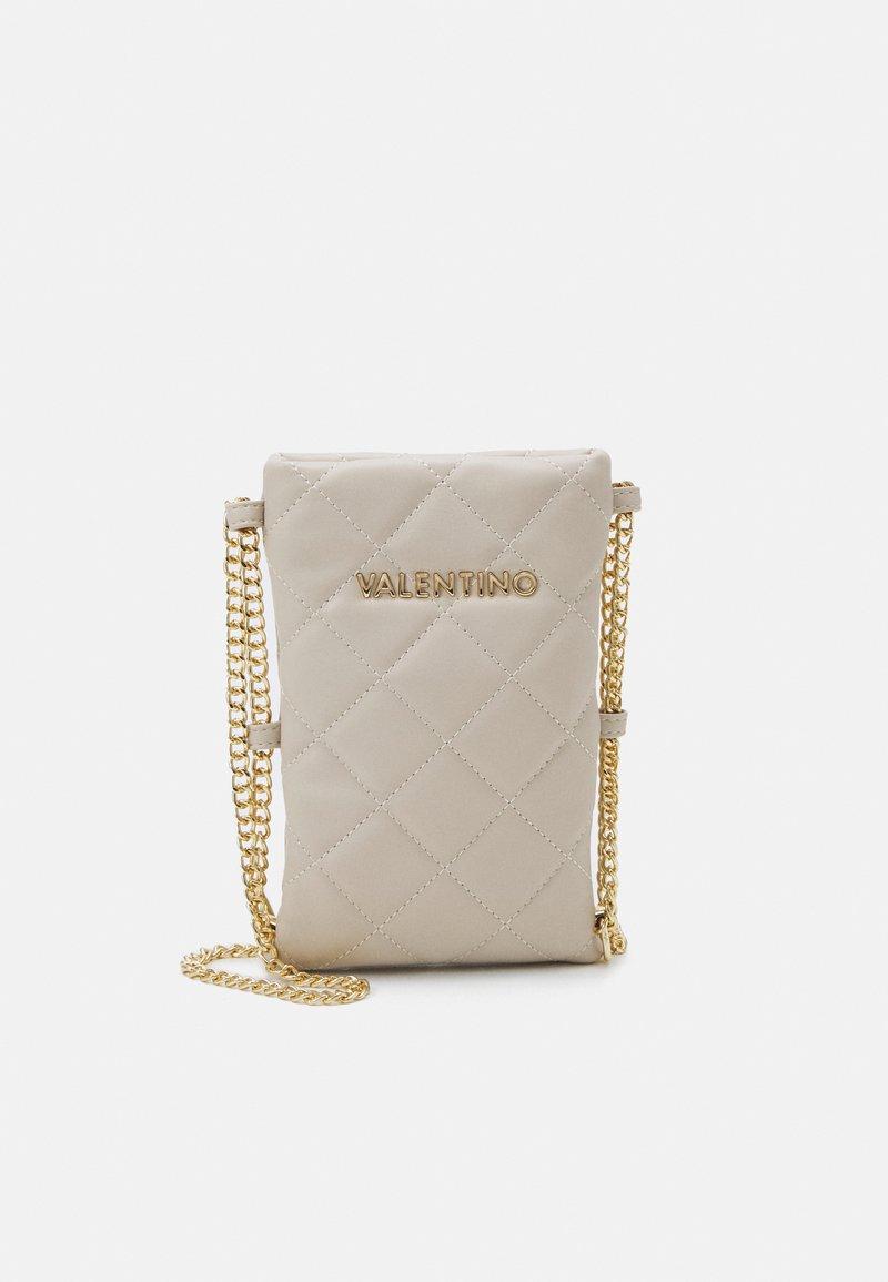 Valentino Bags - OCARINA - Étui à portable - ecru