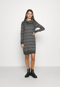 Ragwear - DRESS - Kjole - black - 1
