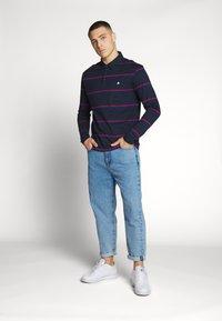 Lee - GRAZER - Relaxed fit jeans - light-blue denim - 1