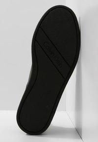 Calvin Klein - SOLEIL  - Sneakers laag - black - 5