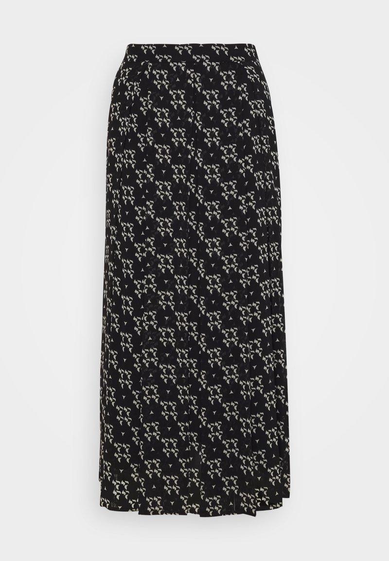 Sisley - SKIRT - A-line skirt - multi-coloured