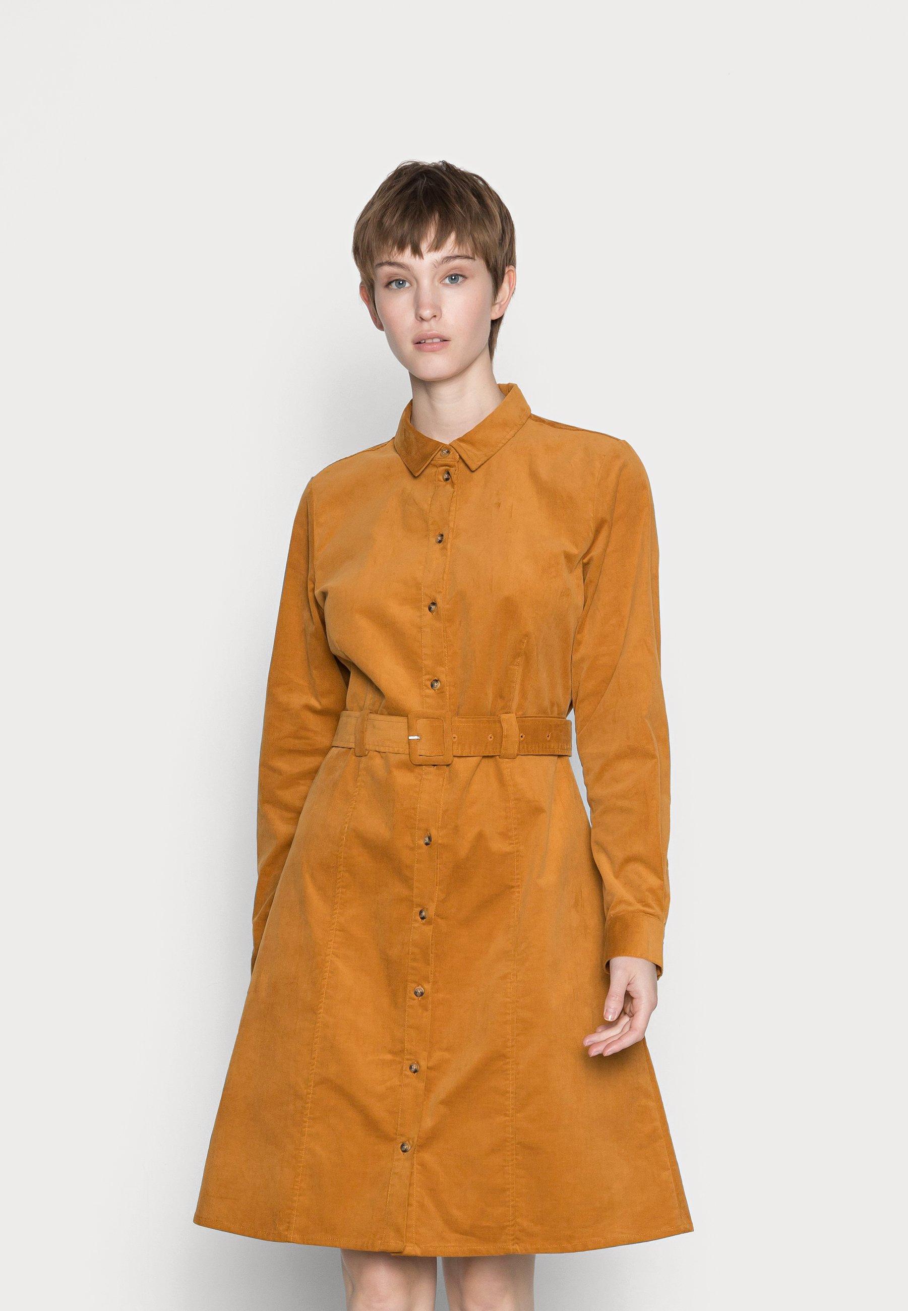 Mujer NUMAURYA DRESS - Vestido camisero