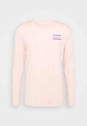 UNISEX - Pitkähihainen paita - pink