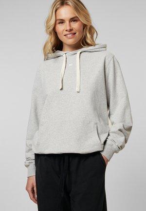 Sweater - light grey melee