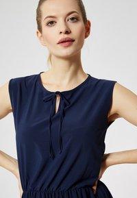 DreiMaster - Maxi dress - blue - 3