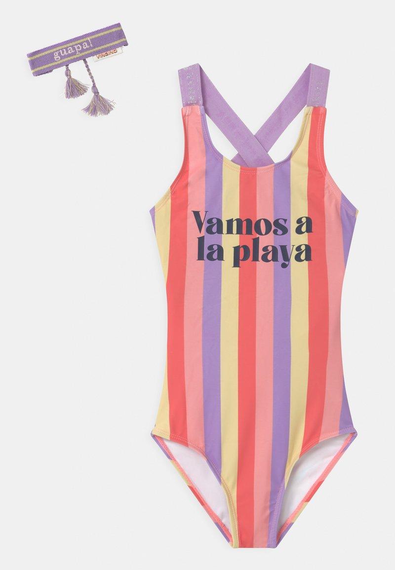 Vingino - ZAHRA - Swimsuit - coral pink