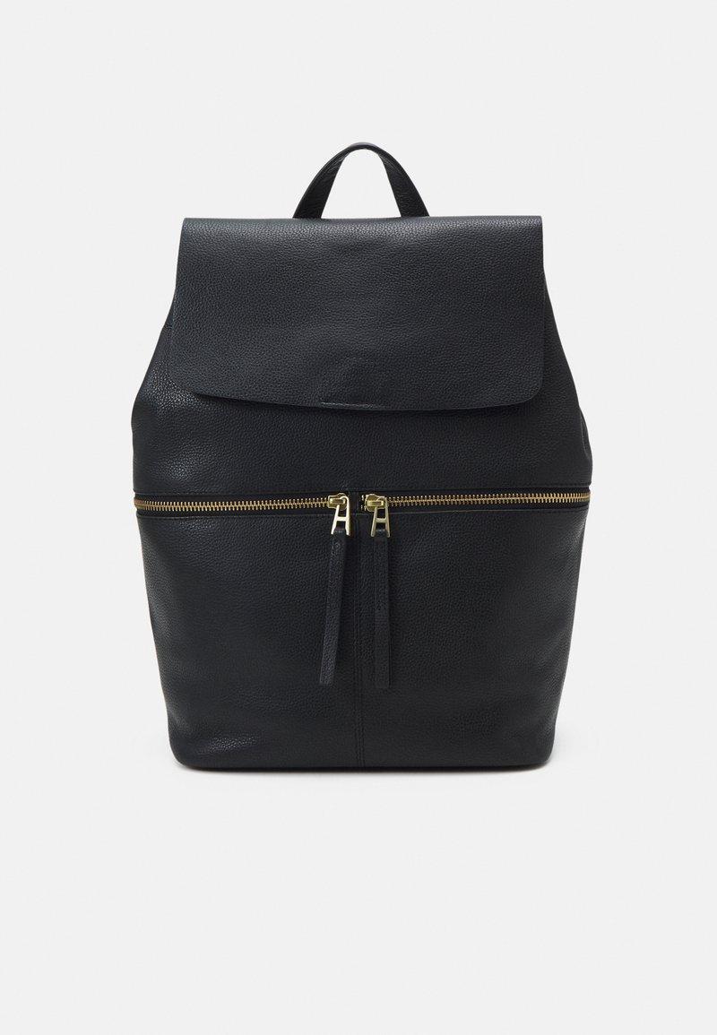 Marks & Spencer London - CAS BACKPACK - Mochila - black