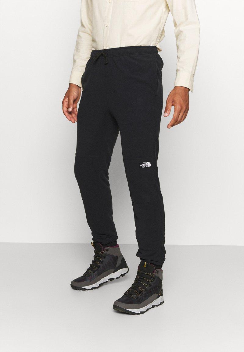 The North Face - GLACIER PANT - Spodnie treningowe - black