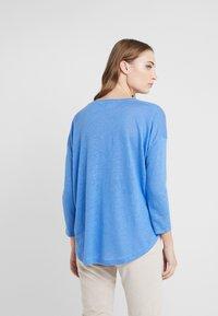 CLOSED - WOMEN´S - Long sleeved top - bluebird - 2