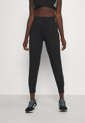 VIBE JOGGERS - Pantalones deportivos - black