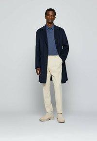 BOSS - P HANK KENT - Formal shirt - open blue - 1