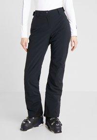 Salomon - ICEMANIA PANT - Pantalón de nieve - black - 0