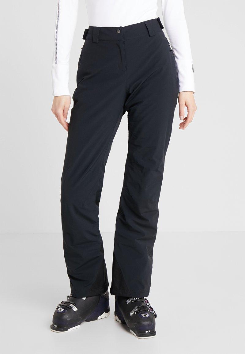 Salomon - ICEMANIA PANT - Pantalón de nieve - black