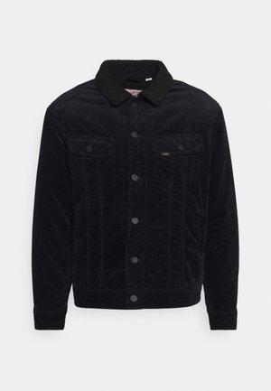 SHERPA JACKET - Lehká bunda - black
