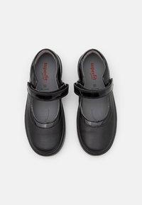 Superfit - Ballerina's met enkelbandjes - black - 3