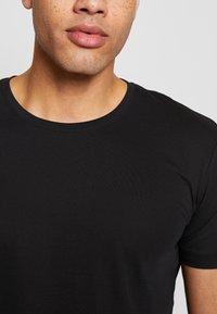 Esprit - 2 PACK - T-shirt basique - black - 4
