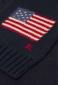 Polo Ralph Lauren - FLAG SCARF APPAREL UNISEX - Šála - hunter navy - 2