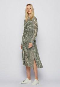 BOSS - DESTORYA - Shirt dress - patterned - 1