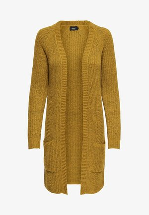 ONLBERNICE - Cardigan - yellow