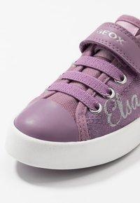 Geox - CIAK GIRL FROZEN ELSA - Trainers - pink/mauve - 5